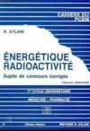 Energetique Radioactivite N.27