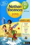 Nathan Vacances ; Du Cm2 Vers La 6e ; 10/11 Ans