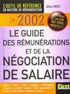 Le Guide 2002 Des Rémunérations Et De La Négociation De Salaire