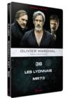 DVD &amp; Blu-ray - Coffret Olivier Marchal : Mr73 , 36 Quai Des Orfvres , Les Lyonnais