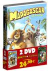 DVD &amp; Blu-ray - Madagascar + La Route D'El Dorado