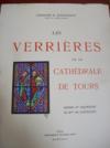 Livres - Les verrières de la cathédrale de tours