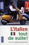 Italien tout de suite ; coffret
