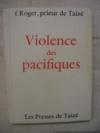 Livres - Violences des pacifiques