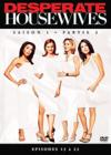 DVD & Blu-ray - Desperate Housewives - Saison 1 - Coffret 2