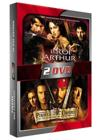 DVD & Blu-ray - Le Roi Arthur + Pirates Des Caraïbes, La Malédiction Du Black Pearl