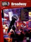 Livres - Ultimate Vocal T.2 ; Broadway 8 Tracks Male Cd
