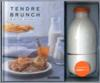 Livres - Coffret Tendre Brunch &amp; Matins Gourmands