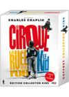 DVD &amp; Blu-ray - Charles Chaplin - Coffret Kids - Le Kid + Le Cirque + La Rue Vers L'Or