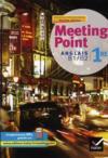 Meeting Point ; Anglais ; 1ère Toutes Séries ; Manuel De L'Elève (Edition 2011)