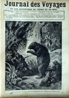 Journal Des Voyages N°158 du 18/07/1880