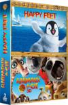 DVD & Blu-ray - Happy Feet + Animaux & Cie
