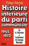 Histoire interieure du parti communiste