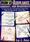 Livres - Draw Fifty Airplanes, Aircraft And Spacecraft