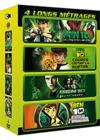 DVD & Blu-ray - Ben 10 - Coffret - 4 Longs Métrages