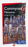 Livres - Memoires ; Livres Iv A Vi
