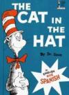 Livres - The Cat in the Hat in English and Spanish