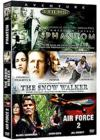 DVD & Blu-ray - Aventure - Coffret 3 Films : Phantom + The Snow Walker + Air Force 2