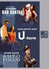 DVD &amp; Blu-ray - Flix Box - 28 - Bad Santa + U Turn - Ici Commence L'Enfer + Auto Focus