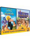 DVD &amp; Blu-ray - Kuzco, L'Empereur Mgalo + Kuzco 2 : King Kronk