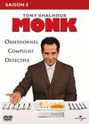 DVD & Blu-ray - Monk - Saison 5