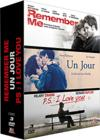 DVD & Blu-ray - Remember Me + Un Jour + P.S. : I Love You