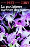 Livres - La prodigieuse aventure des plantes
