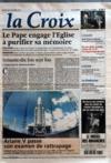Presse - Croix (La) N°34855 du 30/10/1997