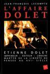 L'affaire Dolet