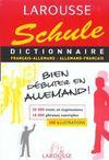 Schule francais-allemand, allemand-francais
