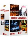 DVD & Blu-ray - Coffret Hold Up Et Arnaques : Braquages / Les Associes / Heat / Operation Espadon