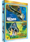 DVD & Blu-ray - Le Monde De Némo + Le Livre De La Jungle 2