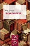 L'herméneutique (4e édition)