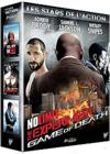 DVD &amp; Blu-ray - Stars De L'Action : No Limit + The Experiment + Game Of Death