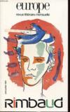 Europe Rimbaud A  746