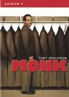 DVD & Blu-ray - Monk - Saison 4