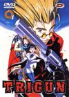 DVD & Blu-ray - Trigun - Vol. 4