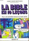 La Bible En 10 Lecons