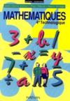 Mathematiques 4e Technologie Eleve Edition89