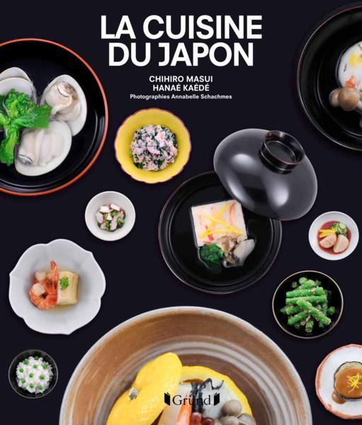 livre la cuisine du japon masui chihiro kaede hanae