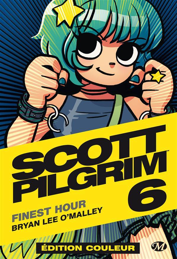 Scott Pilgrim t.6  - Bryan Lee O'Malley