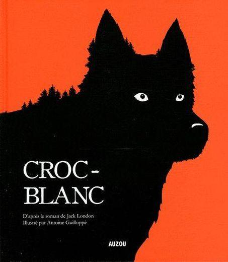 livre croc blanc guilloppe antoine