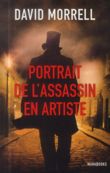 Portrait de l'assassin en artiste  - David Morrell