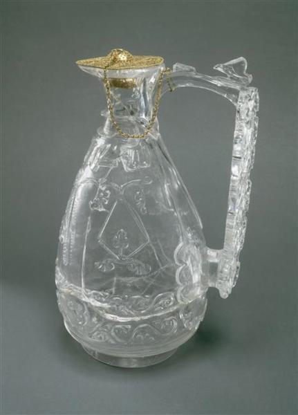 Un crâne de cristal authentique aurait été retrouvé 5732505_2442555