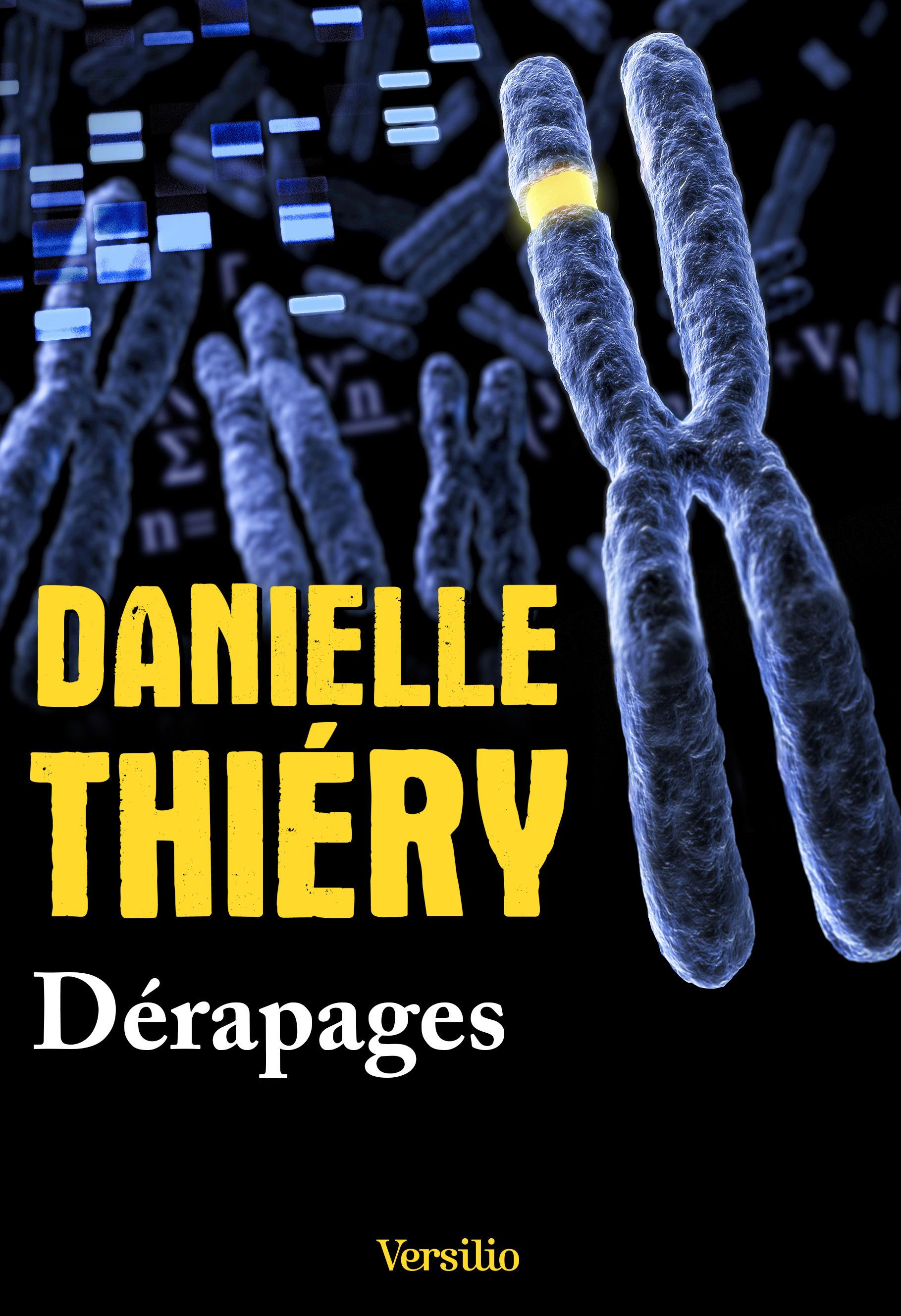 Dérapages  - Danielle Thiéry  - Danielle Thiery