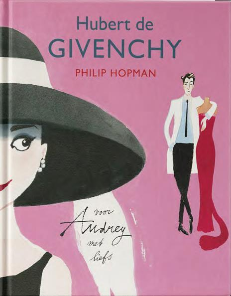 Hubert de Givenchy  - Philip Hopman