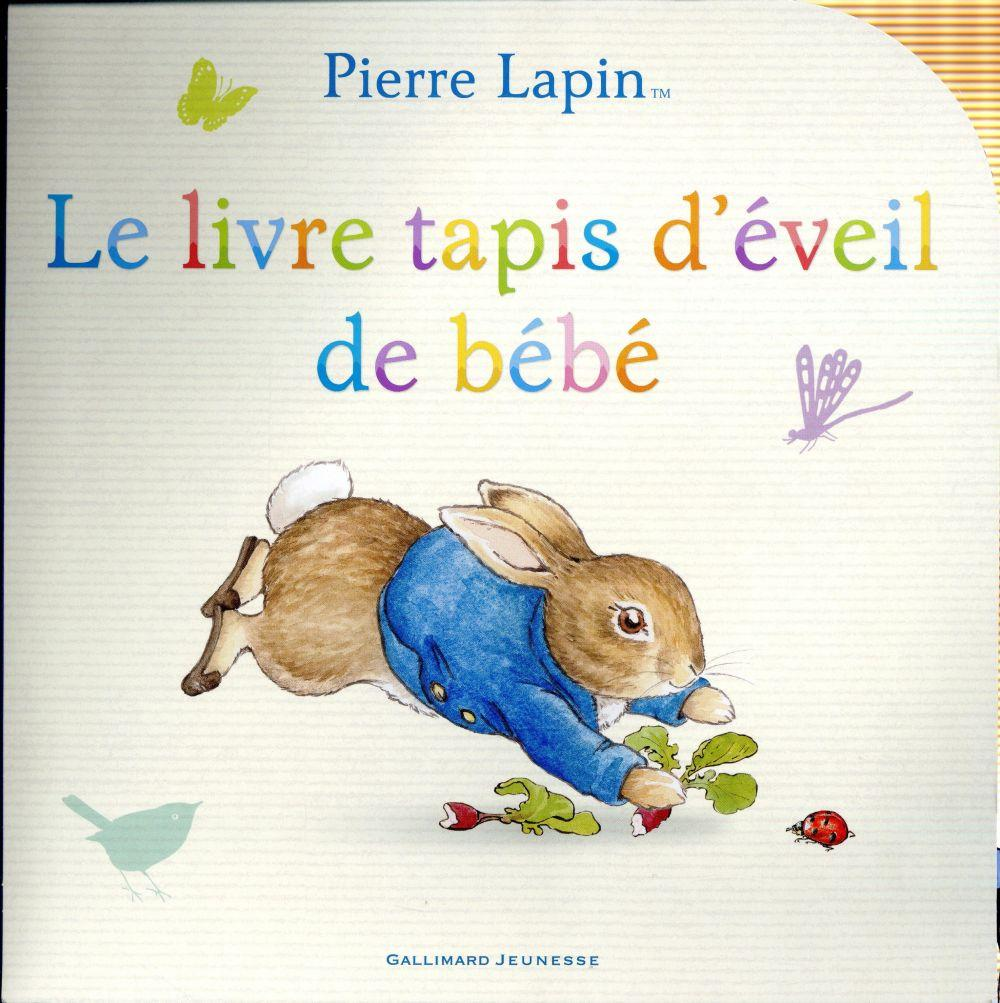 pierre lapin le livre tapis d 39 veil de b b beatrix potter belgique loisirs. Black Bedroom Furniture Sets. Home Design Ideas
