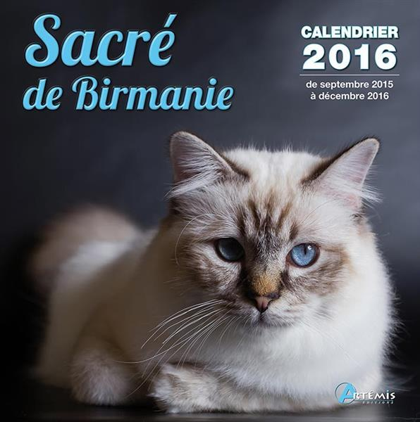Sacré de birmanie (2016)  - Collectif