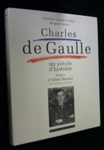 Charles de gaulle  - Charles-Louis Foulon