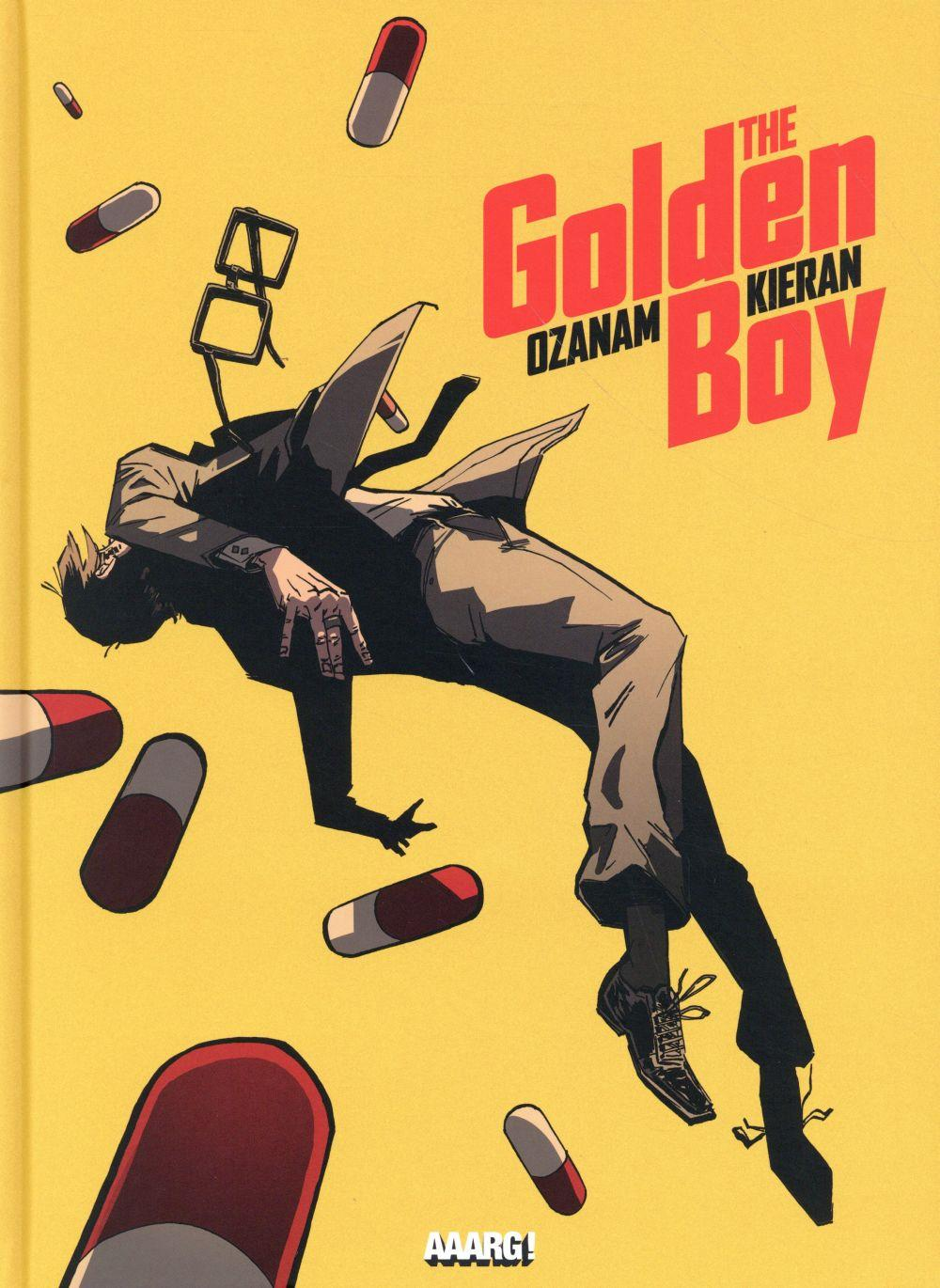 The golden boy  - Kieran  - Ozanam